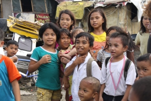 Children in the Philippines